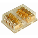 Fuse boxes, fuses