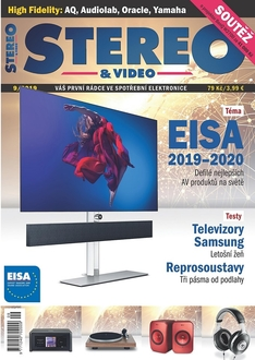 Review in magazine Stereo&Video